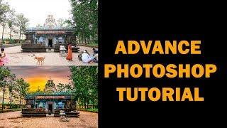 Temple Photo edit Photoshop work