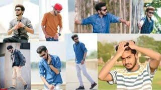 Best Poses For Photography for boys || boy photoshoot style 2019  || Photography pose for Male