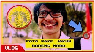 BERHASIL MENYUSUP DAN IKUT FOTO SAMA MABA UNIVERSITAS INDONESIA!!