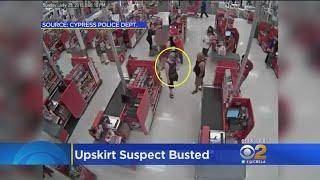 Good Samaritan Tackles Suspect Taking Upskirt Photos At Target