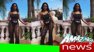 CELEBRITY : Daniella Okocha, Jay-Jay Okocha's Daughter Bares Cleavage In New Photos