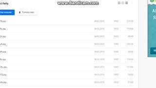 YandexDisk Arşiv Türk İfşa Sesli Videolu Arşiv 30GB (En Güncel Linkler)