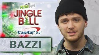Bazzi Talks Performing On Mars And His New Single With Camila Cabello At Jingle Ball