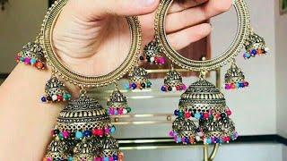 beautiful earrings photo collection