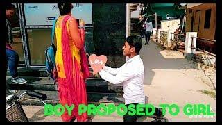 proposal BOY PROPOSED TO GIRL
