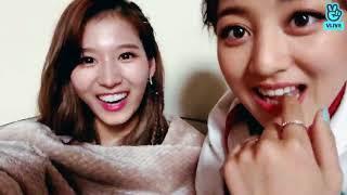 180701-(Engsub)TWICE live(Sana & Jihyo)Dance The Night Away 사나-직접 트와이스  사나 지효
