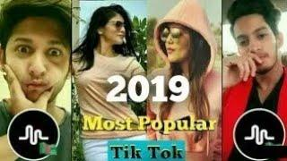 Most popular Tik Tok Super Star Videos In 2019