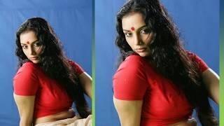 Swetha Menon Bold Photos In Erotic Saree