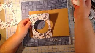 DIY Photo Play Paper Man Card Father's Day Card