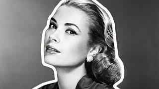 Beautiful Grace Kelly - Princesses of Monaco - Vintage Photo Collection