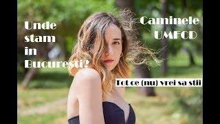 Student in Bucuresti || partea 1 || Caminele UMFCD
