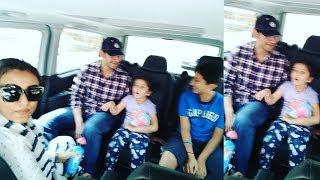 Mahesh With His Daughter cute Moments Family Latest Photos