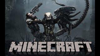 Minecraft: ALIEN VS PREDADOR 2 TEMPORADA!!! *NOVA SERIE* ‹ DONAT3LO ›