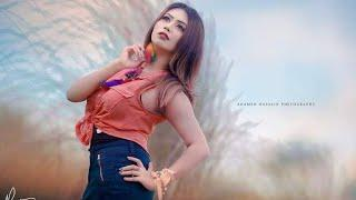 Lovely Outdoor Photography Poses Idea | Outdoor Girls Pics Pose | Outdoor Photoshoot | Afrin Sadia