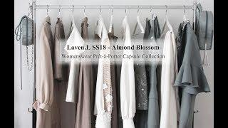 Laven.L SS18 'Almond Blossom' Collection- Photo shoot (BTS Making Video)