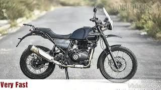 New Royal Enfield With ABS Photo Collection