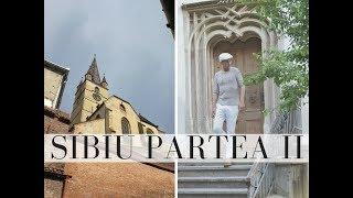 Vlog de călătorie: România | Sibiu - part II