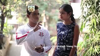 Hyderabadi Girl Friend Boy Friend Funny Comedy || Hyderabadi Young Stars