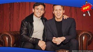 ✅ Dustin Lance Black and Tom Daley Share First Pics of Baby Boy