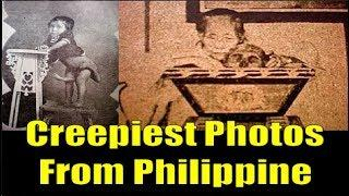 ???? The Creepiest, Hair raising Photos From Philippine History