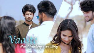 Vaaste - Real Love Story | Dhvani Bhanushali & Nikhil D | Heart Touching Story By Unknown Boy varun