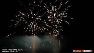 Transbomber 100'S - RVW 561 - Blits Fireworks - Rubro Vuurwerk - Vuurwerkcrew
