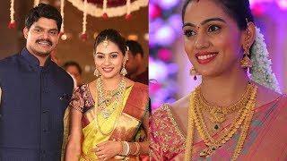 Bharya Serial Actress Vandana sister sai priya wedding photos