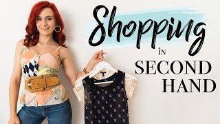 Shopping in second hand (haul) + cateva updateuri