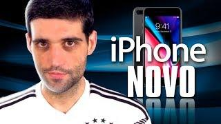 Novo Iphone VAZADO, Negan em jogo de LUTA e GREVE dos Correios