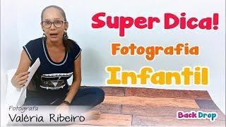 Dica Super Importante para Foto Infantil!