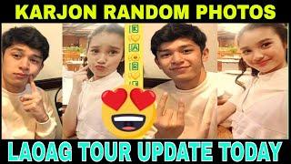 KARJON KARINA AT ALJON RANDOM PHOTOS AT PBB TEENS IN LAOAG TOUR PBB OTSO LIVE FEBRUARY 02, 2019