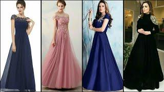 Beautiful gown designs 2019 ll latest gown collection 2019 ll party wear gown designs