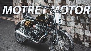 TIPS FOTO MOTOR - Kawasaki W175 Flat Tracker #vlog 283