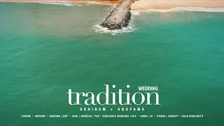 Highlights wedding company Dr Abhiram ???? Dr Anupama Classic Hindu wedding