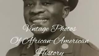 RARE & VINTAGE PHOTOS OF AFRICAN-AMERICAN HISTORY~Private Collection***