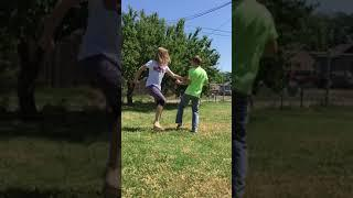 the best fight ever boy vs girl