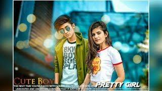 Boy With Girl Attitude Picsart Photo Editing Tutorial |Best Copule Photo Editing 2018