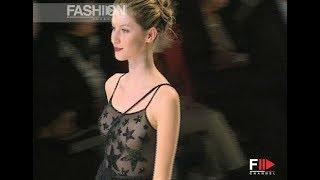 EMPORIO ARMANI Spring Summer 1997 Milan - Fashion Channel