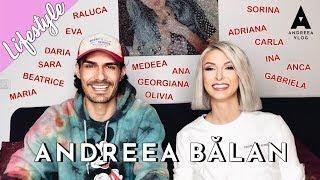 ANDREEA BALAN (65) -  NUMELE BEBELINEI + ULTIMA ECOGRAFIE