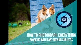How To Photograph Everything: Working with Fast Moving Subjects