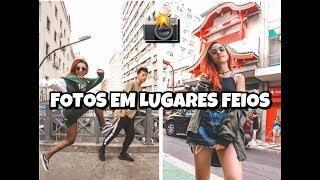 DESAFIO: FOTOS TUMBLR EM LUGARES FEIOS - ep 7