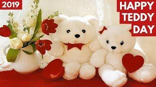 Happy Teddy Day Status | Trending Whatsapp Status | 10 February 2019