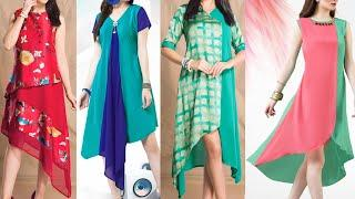 Stylish Girl's Special Designer Kurti Collection || Fancy Kurta for Women Images / Photo 2018