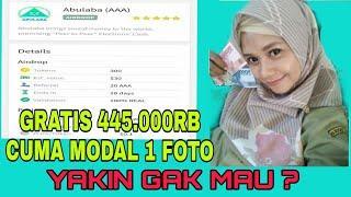 CUMA MODAL 1 FOTO, GRATIS 30$ ATAU 445.000RB, YAKIN GAK MAU??