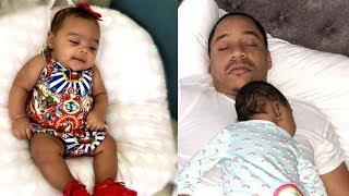 Toya Wright Shares The Sweetest Photo Of Baby Reign With Her Father Robert Rushing