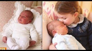 First Photos of Prince Louis Just Released (2018)