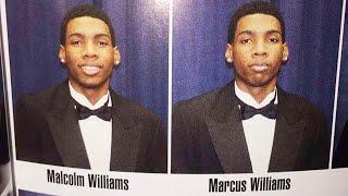 How South Carolina Twin Got Away With Posing for Brother's Yearbook Photo