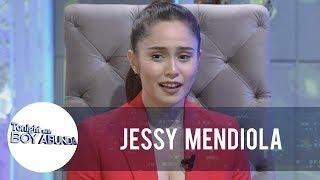 TWBA: Jessy Mendiola talks about how to properly and respectfully take pictures with a female artist