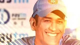 MS Dhoni's Photo Collection