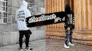 New collection of streetwear style for men
